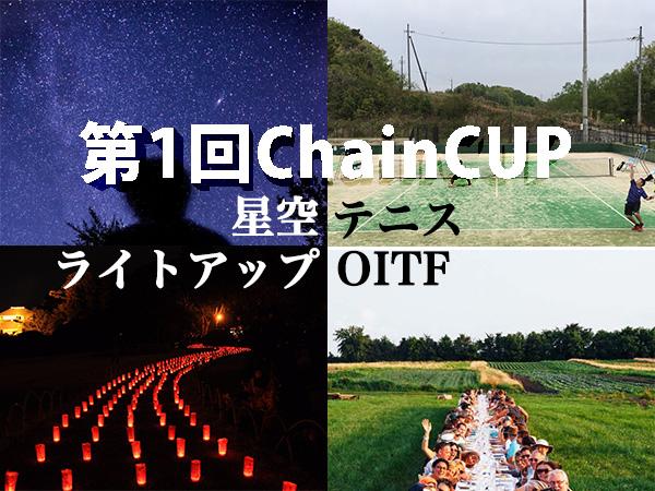 第1回ChainCUP