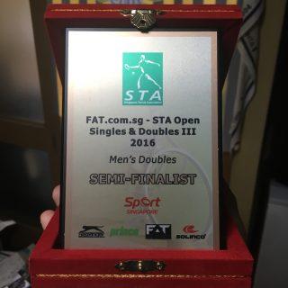 28)シンガポールでテニス大会に出場