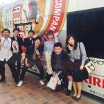 一番搾り「うまさの秘密体験ツアー」@キリンビール神戸工場に行ってきた