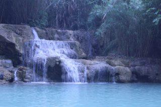 21)クアンシーの滝!メコン川ほとりでBBQ!