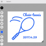 Googleのwebアプリ「Auto Draw」でオリジナルグッズ作り
